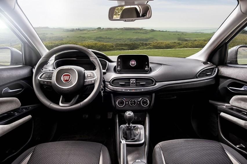Kompaktowy Fiat Tipo przebojem wdarł się na rynek. Model...
