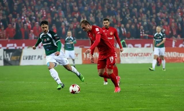 Marek Zuziak nie pomoże kolegom z Widzewa w meczu w Ełku
