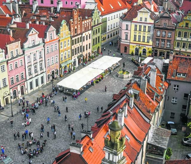 W dniu Narodowego Święta Niepodległości przewodnicy z Grupy PoPoznaniu.pl zapraszają na spacery po Starym Mieście oraz po Grunwaldzie