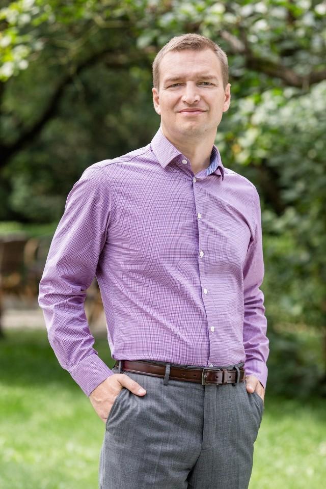 Krzysztof Kajda, radca prawny, konfederacja Lewiatan