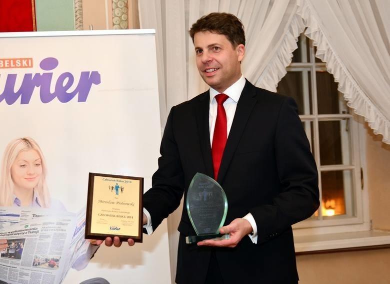 Człowiek Roku 2014, Mirosław Piotrowski.
