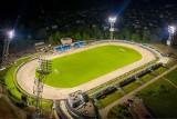 Stadion w Krośnie w blasku nowych jupiterów [ZDJĘCIA]