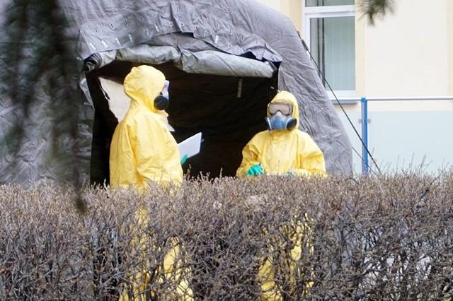 Do szpitala w Chełmie trafił mężczyzna z objawami zakażenia koronawirusem