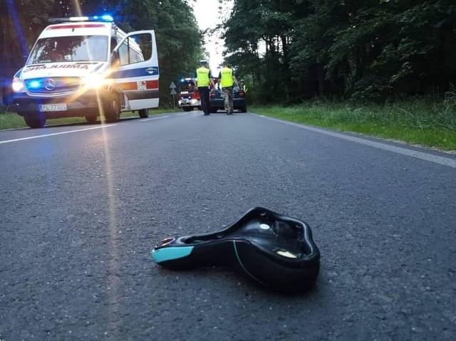 Tragiczny finał wypadku koło Nowego Światu. Zmarła 13-letnia dziewczynka.