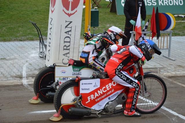 Żużlowcy Francepolu Falubazu Zielona Góra rywalizują w Drużynowych Mistrzostwach Polski Juniorów.