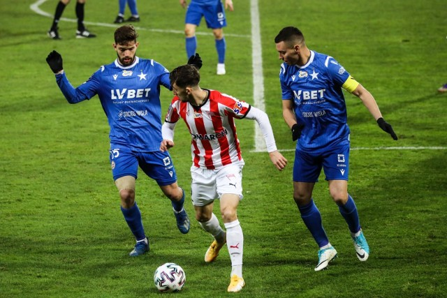 Ostatni mecz Cracovii z Wisłą Kraków (1:1) odbył się 4 grudnia 2020 roku