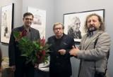 Janusz Gajos pokazał w Łodzi zdjęcia swojego autorstwa - Ludzie i Magic Hour [zdjęcia]