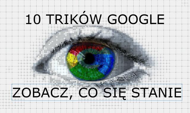 """Google ma wiele oblicz. Jest źródłem odpowiedzi na niemalże wszystkie pytania. Urósł w naszych oczach, stając się kimś bliskim - wszak nie każdego wypada o wszystko pytać. On zdaje się nie mieć z tym problemu. Niektórzy określają go nawet mianem """"wujka Google"""". Skrywa on jednak w sobie wiele tajemnic, które nie wszystkim są znane. Oto 10 z nich. Sprawdź, czy je znasz."""