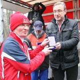 """Koluszki: Antoni Tomczyk nagrodzony za """"propagowanie idei olimpijskich"""""""