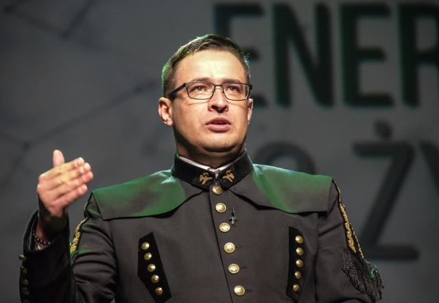 Artur Wasil, prezes Bogdanki