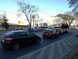 W korkach Lublinianie spędzili prawie cztery dni. Ranking najbardziej zatłoczonych miast w 2020 roku