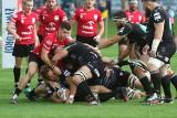 Ekstraliga rugby. Zwycięstwa faworytów, ale po jakiej walce!