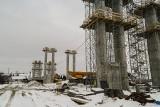 Budowa nowej zakopianki. Roboty na odcinku Rdzawka-Nowy Targ idą pełną parą [ZDJĘCIA Z PLACU BUDOWY] 9.04.2021