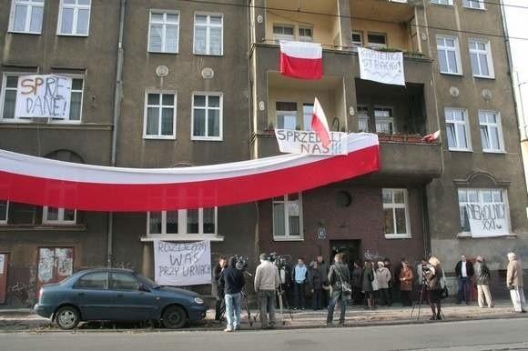 Sprawa sprzedaży kamienicy przy ul. Nocznickiego ciągnęła się od kilku lat.