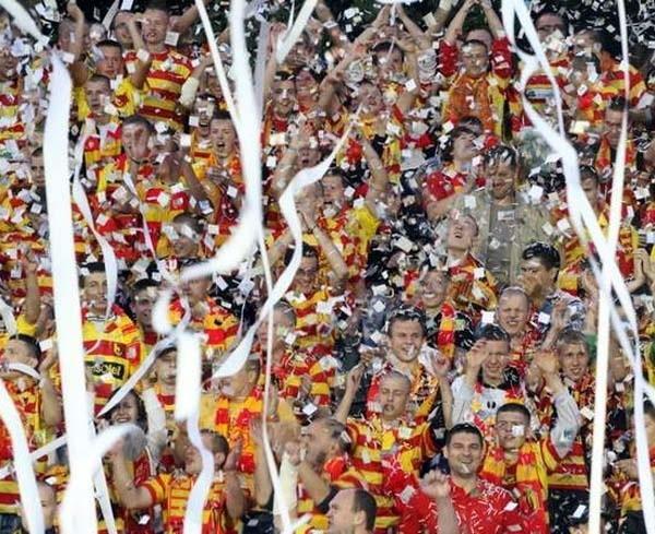 Kibiców Jagiellonii czekają znowu mecze w Lidze Europejskiej