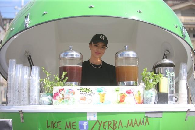 W sobotę 8 maja 2021 na Rynek w Katowicach zawitały food trucki