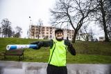 Kraków. Pobiegli w sztafecie na Wzgórzach Krzesławickich, by pomóc choremu chłopcu [ZDJĘCIA]