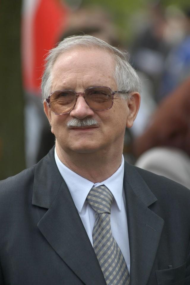 prof. Jan Krysiński