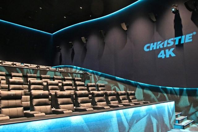 Tak wygląda sala Dream w sosnowieckim kinie Helios.Zobacz kolejne zdjęcia. Przesuwaj zdjęcia w prawo - naciśnij strzałkę lub przycisk NASTĘPNE