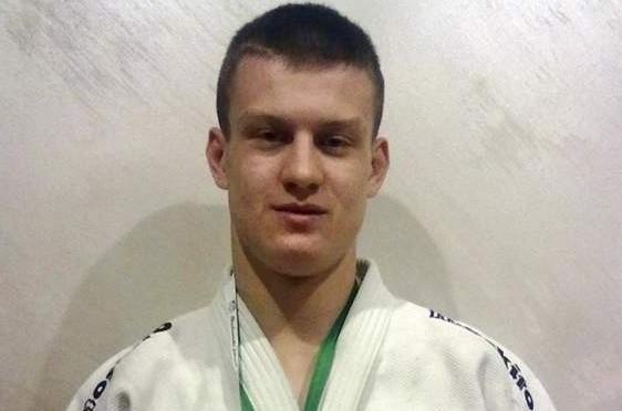 Michał Majcher z UKJ Millenium Rzeszów.