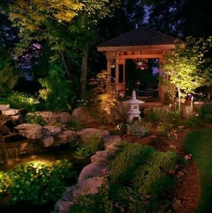 Jak Dobrze Zaplanować Oświetlenie Ogrodu Nowa Trybuna Opolska