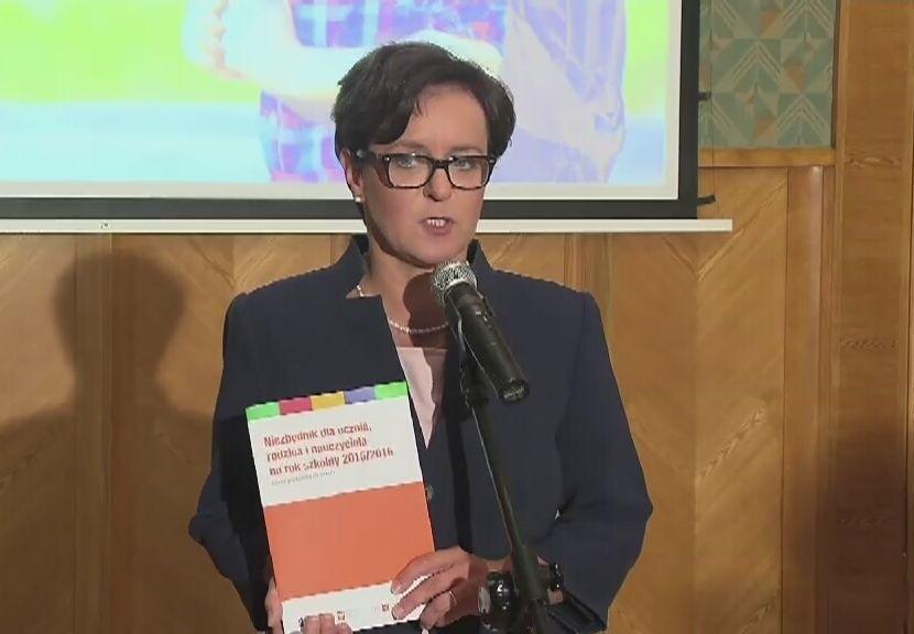 Joanna Kluzik-Rostkowska,