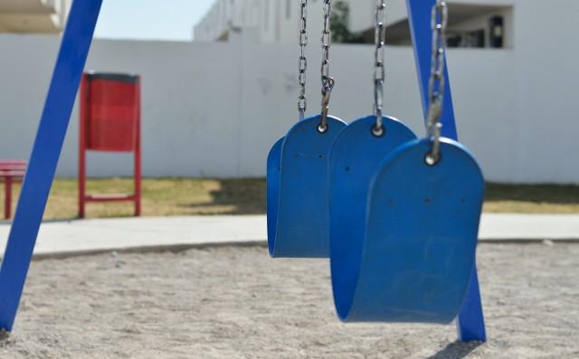 Będzie więcej lamp na placach zabaw i plenerowych siłowniach w Gorzowie.