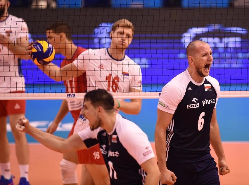 Niedzielna wygrana z Serbią 3:0 dała Polakom awans do...
