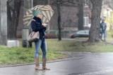 Ostrzeżenie Instytutu Meteorologii i Gospodarki Wodnej przed intensywnymi opadami deszczu w Małopolsce