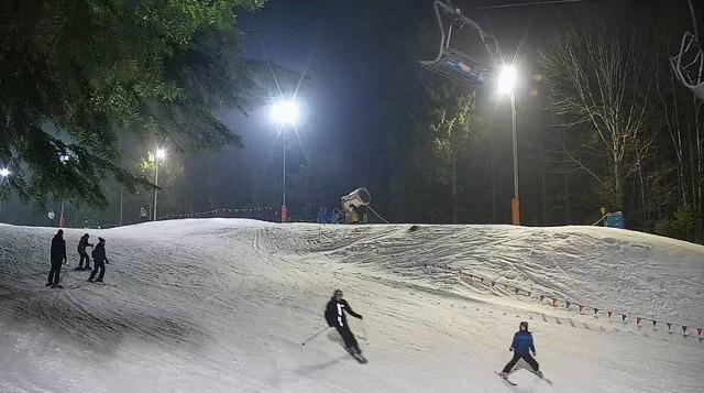 W Beskidach pojeździmy do późnego wieczora, a warunki są bardzo dobre