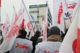 """Będzie kolejny protest w obronie pracowników Centrum Produkcyjnego Pneumatyki """"Prema"""" w Kielcach"""