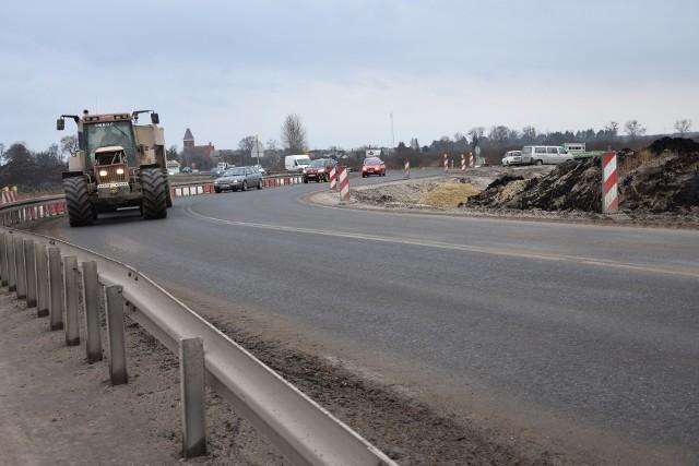 Prace prowadzone będą na DK nr 5 m.in. w rejonie Rynarzewa
