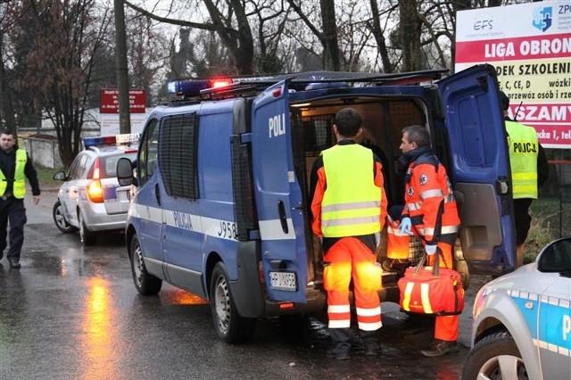 Fiat nie zatrzymał się do kontroli. Policjanci ruszyli w pościg.