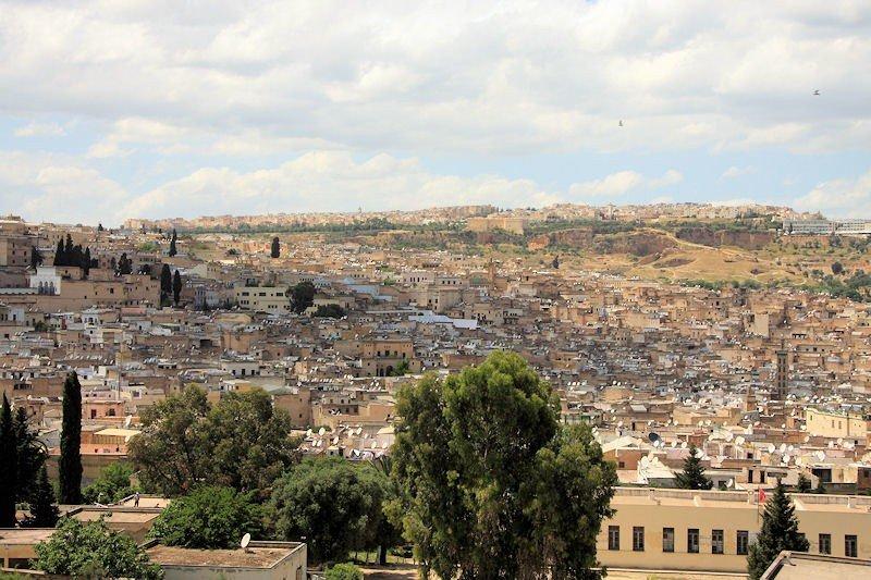 c860d59ae844a Fez w Maroku przyciąga tajemniczą i orientalną medyną (zdjęcia ...