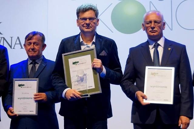 Gala wręczenia nagród w Rankingu Najlepszych Polskich Gmin Perły Samorządu 2018