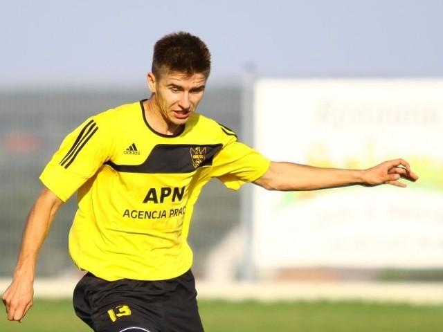 Tomasz Schichta przenosi się do III ligi.