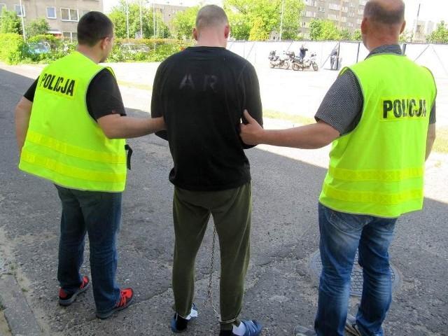 Wrocławscy policjanci zatrzymali 27-letniego mężczyznę.