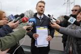 Ulica Łupaszki w Białymstoku. Poseł Truskolaski apeluje o szybką zmianę patrona (zdjęcia)