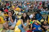 Młodzi pielgrzymi zostawili ok. 500 mln zł