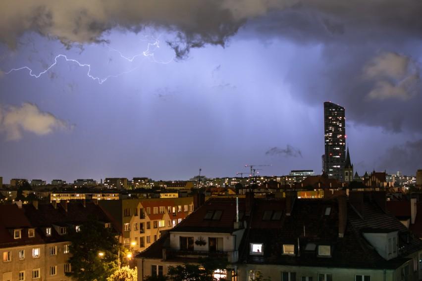 """Burza może mieć również """"piękne oblicze"""""""