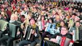 Kaszubi mają nowy rekord grających na akordeonach