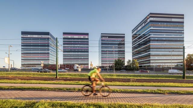 Silesia Business Park, Katowice.Zobacz kolejne zdjęcia. Przesuwaj zdjęcia w prawo - naciśnij strzałkę lub przycisk NASTĘPNE