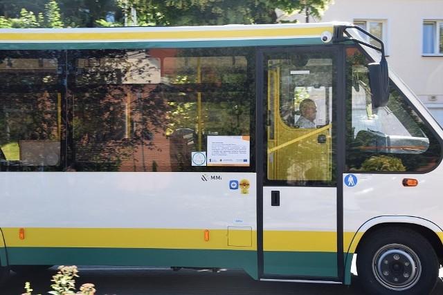 Tak wyglądają nowe chojnickie autobusy. Wkrótce będą jeździć dla MZK w Chojnicach.