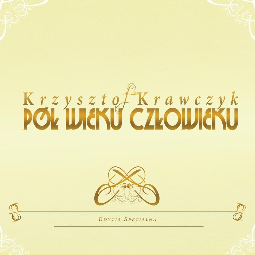 """Najnowsza płyta Krzysztofa Krawczyka nosi tytuł """"Pół wieku człowieku"""""""