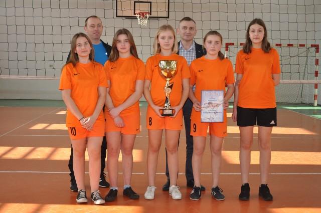 W Orońsku odbył się turniej siatkówki kobiet o puchar wójta Orońska.