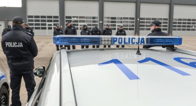Autorka listu komendantowi pogratulowała dobrego wyszkolenia i zaangażowania policjantów