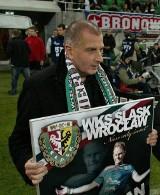 Dutkiewicz: W przyszłym sezonie Śląsk ma wrócić na podium. To cel dla zarządu i trenera