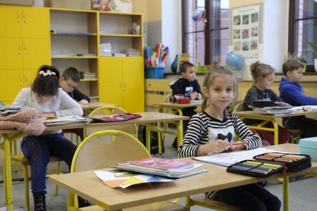 18 stycznia najmłodsze dzieci wróciły do szkół
