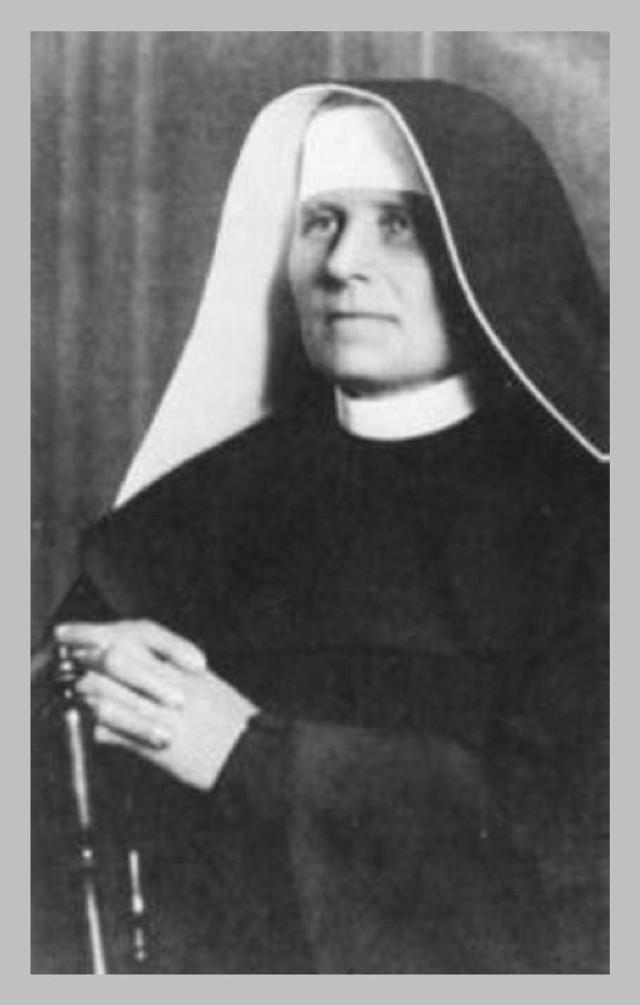 S. Anna Koworek, założycielka Zgromadzenia Sióstr św. Michała Archanioła.