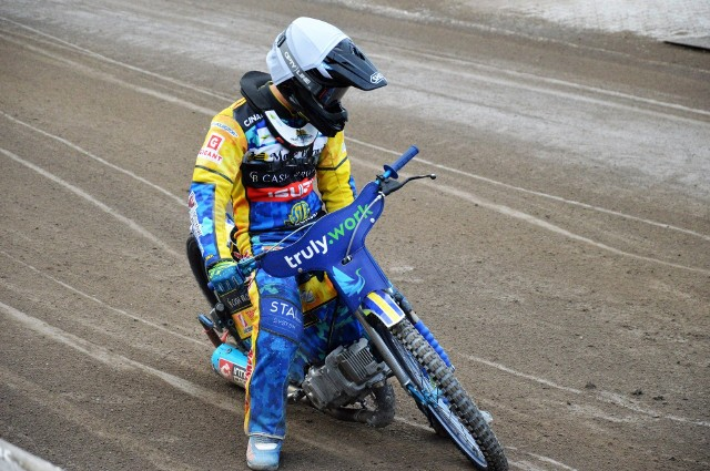 Wiktor Jasiński, żużlowiec Stali Gorzów, zajął trzecie miejsce w Finale Srebrnego Kasku.